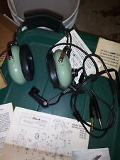 New listing David Clark H10-30 Headset in Excellent Condition