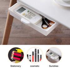 Selbstklebende Aufbewahrungsschublade unter dem Schreibtisch Aufbewahrungsbox