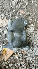 NISSAN X-TRAIL MK1 T30 2.2 DCI THERMOSTAT AND HOUSING ADC12