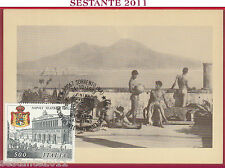 ITALIA MAXIMUM MAXI CARD INCONTRI CINEMA BRASILIANO NUDE 1900 1988 SORRENTO B184