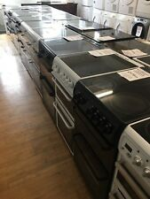 Electric Ceramic Cooker Double oven 60cm White, Black, Silver Many Makes Stocked