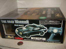 Kyosho Mini-Z R/C Mad Max Interceptor Car The Road Warrior with full package