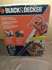 Black & Decker High Preformance Electric Blower/Vac/Mulcher Model# Bv3600