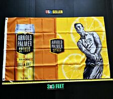 New listing Arnold Palmer Flag Free First Class Ship Spiked Ice Tea White Claw New Banner