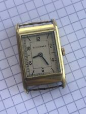 WATCH LONGINES CAL. 940 GOLD FILLED CASE