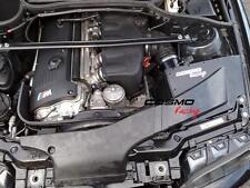 Racing Pflow Short Ram Air Intake BMW E46 M3 HEATSHIELD Cold Filter S54 Engine