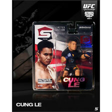 UFC Cung Le Ultimate Collector Series 14 STRIKEFORCE Edition Action Figure