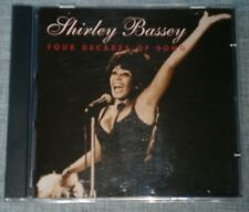 Shirley Bassey - Four Decades of Song (1996) CD ALBUM (cd two)