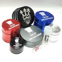 Head Chef Grinder plus SMO-KING Glass G Tip Combo Deal - Herb Kitchen Grinders