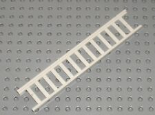 Echelle LEGO white Fire truck ladder 4207 / Set 6340 6464 7208 6478 7240 7945...