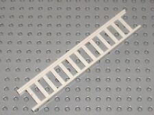 Echelle LEGO white Fire truck ladder 4207 / Set 6340 6464 7208 6478 7240 7945...