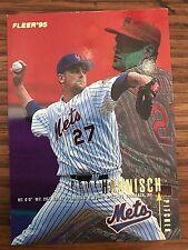 1995 Fleer Update Pete Harnisch New York Mets U112
