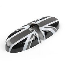 Black Union UK Flag Couverture de Rétroviseur Pour MINI Cooper R55 R56 R57 etc ,