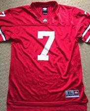 Ohio State Buckeyes Youth Extra-Large 7 Football Jersey EUC 18-20 ad7fb8229