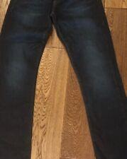 Guess Women's Blue Jeans Daredevil Boot Size 24  31L 26W