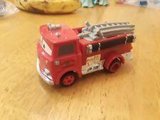 Disney Pixar CARS RED fire truck V2846