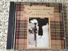 "Innocence Mission ""Umbrella"" CD 1991 A&M Records Inc"