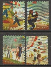 Scott #5401-04 Used Set of 4, State and County Fair (Off Paper)
