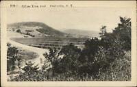 Prattsville NY Gilboa Dam 1938 Used Postcard