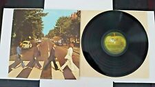 The Beatles ‎– Abbey Road: Apple Records ‎SO-383 Vinyl LP Album