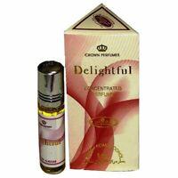 DELIGHTFUL By Al Rehab perfume oil 6ml Buy 3 get one Free