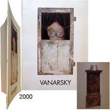 Jack Vanarsky sculptures animées 2000 Gérard-Georges Lemaire galerie Matarasso