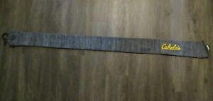 Allen Cabelas Rifle Shotgun Knit Sock Case Sleeve Pouch Drawstring  Bag Made USA