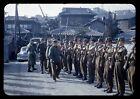 J324 Original Slide Lot 1950s Korean War 772nd Police Battalion Teagu Taejon