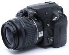 PENTAX Ricoh K-30 K30 Digital Camera SMC DA 18-55mm F3.5-5.6 AL II Set *mint