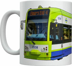 Light Rail Mug Collection No.7 - Croydon Tramlink CR4000