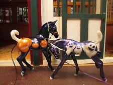 Jaapi Halloween Halters CM made to fit Breyer Jack & Casper; Classic foal models