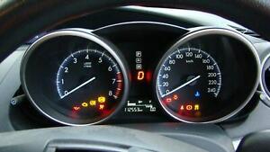MAZDA 3 INSTRUMENT CLUSTER AUTO 2.0LTR PETROL, NON SP25, BL, 04/09-10/13