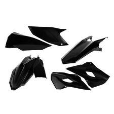 Acerbis Husqvarna te/fe 125 / 250 / 350 / 450 2016 De Plástico Negro Kit