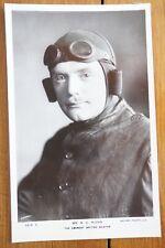 More details for c1910 mr b c hucks early aviator airman aviation plane postcard