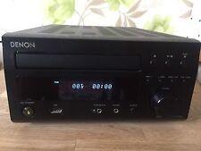Denon RCD- M38DAB CD Player (Read Description/CD Doesn't spin)