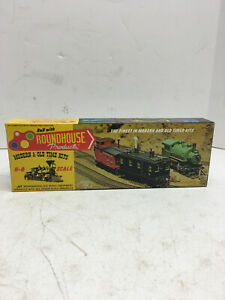Roundhouse HO Scale Gorre & Daphetid RR Mousebelly Railway Post Office Car