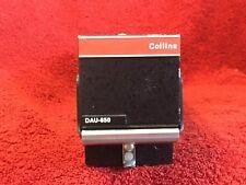 ROCKWELL/COLLINS DAU-650 DATA ACQUISITION UNIT P/N 622-9344-001