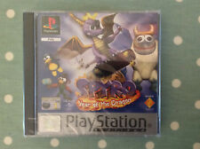 Spyro: Year of the Dragon, Platinum Edition, Factory Sealed, PS1