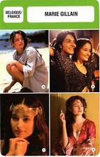 FICHE CINEMA :  MARIE GILLAIN -  Belgique (Biographie/Filmographie)