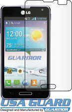LG Optimus F3 LS720 VM720 Clear LCD Screen Protector Cover Guard Film