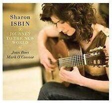 Journey to the New World Sharon Isbin Audio CD