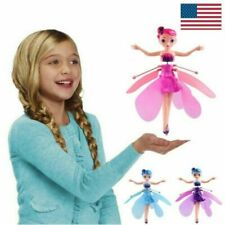 Flying Fairy Magic Doll Infrared Induction Control Dolls Xmas Gifts Princess