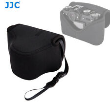 JJC Mirrorless Camera Pouch Case for Fujifilm X-T10 X-T20 X-T30 + Pancake Lens