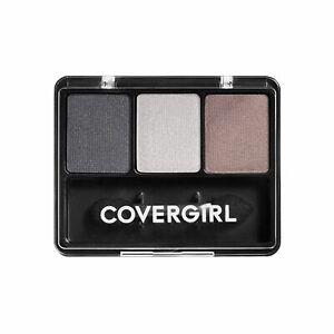 (1) New Sealed Covergirl Eye Enhancers Eyeshadow Trio Smoke Alarm 101