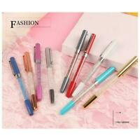 Gold Foil Gift Pen Crystal Diamond Pen Metal Ballpoint Pens School Stationery Fa