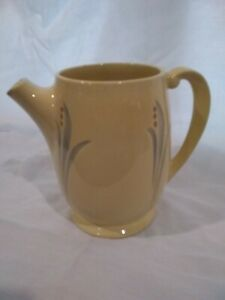 Antique Roseville Lily of the Valley Utility Ware Pitcher, 1920s, Good Condition