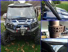 """Can-Am Commander """"Cooter Brown"""" Hard Coat Full Windshield P/N: 10912"""