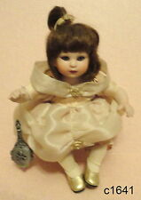 Marie Osmond Baby Belle Tiny Tot Porcelain Doll Mint
