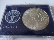 Coin / Munt Netherlands 50 Gulden 1987 FDC Juliana & Bernhard P380