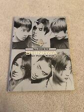 Shinhwa 1st Photo Album Face Zoom In - Rare